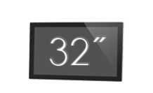 32 inch Interactive monitor by horizon display