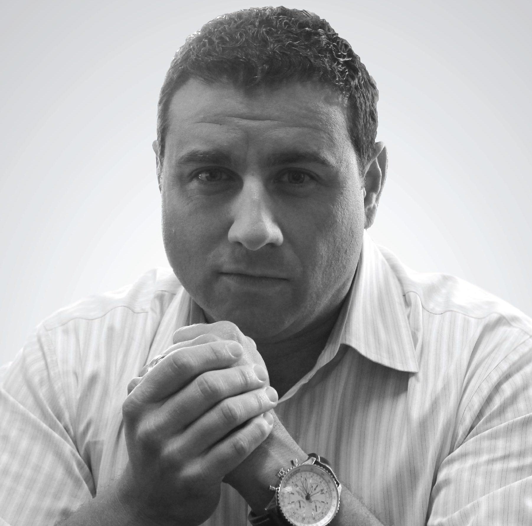 Matthew Cutone, Founder CEO Horizon Display