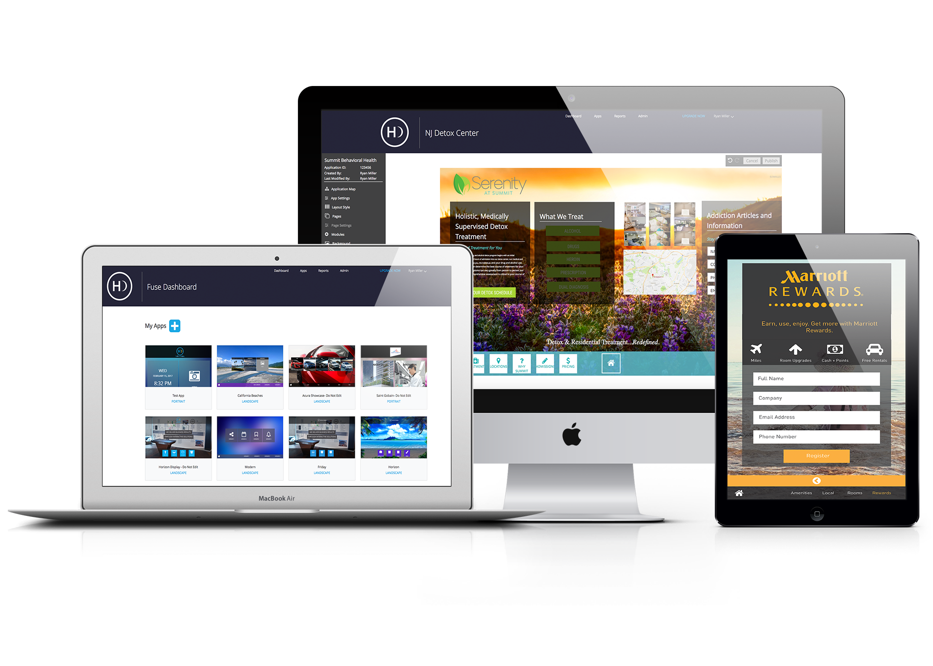 easy cloud based affordable interactive touchscreen software